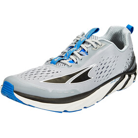 Altra Torin 4 Running Shoes Men gray/blue